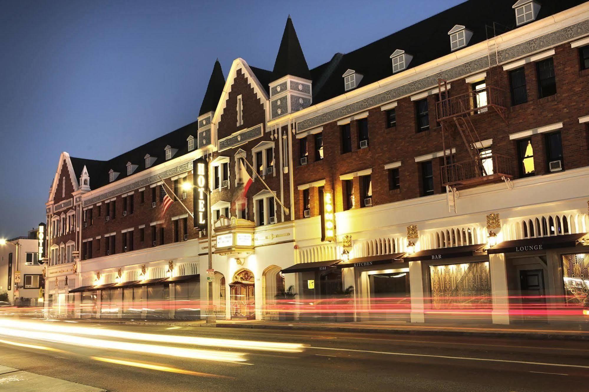 HOLLYWOOD HISTORIC HOTEL, LOS ANGELES ***